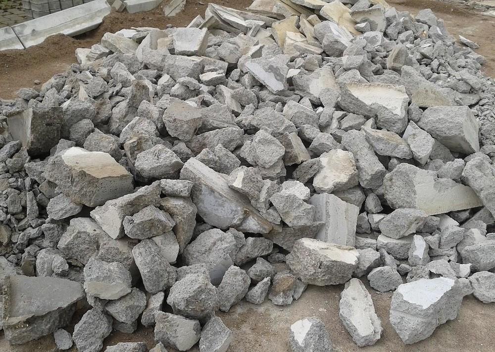 бой бетона купить с доставкой